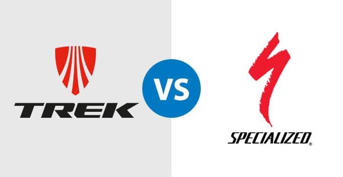 Trek vs Specialized mountain bikes