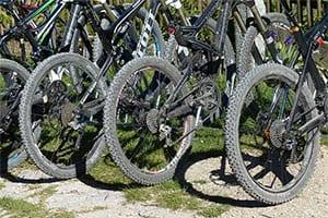 Used mountain bikes