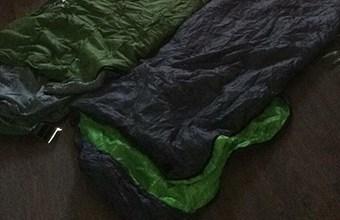 bikepacking sleeping bags