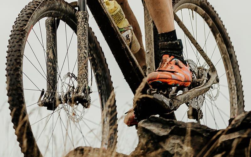 type of mountain bike shoe