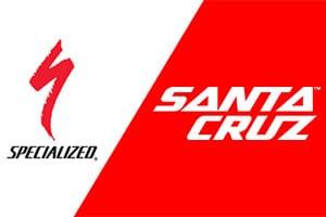 Specialized vs Santa Cruz mtb