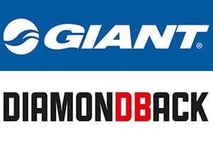 giant VS diamondback bikes