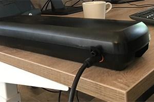 ebike battery charging